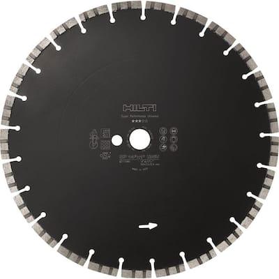 Cutting Disc SP 14 in. x 1 in. Universal