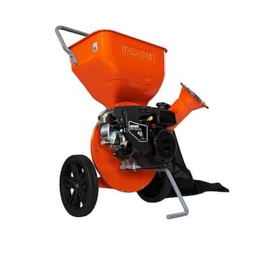 YARDMAX 3-in Dia 196cc Gas Kohler 2000 2-In-1 Chipper Shredder