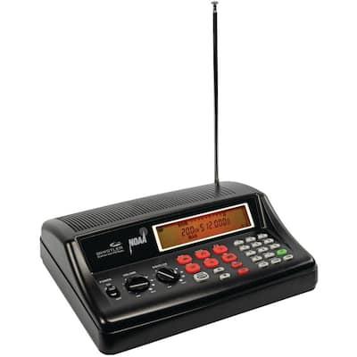WS1025 Analog Desktop Radio Scanner