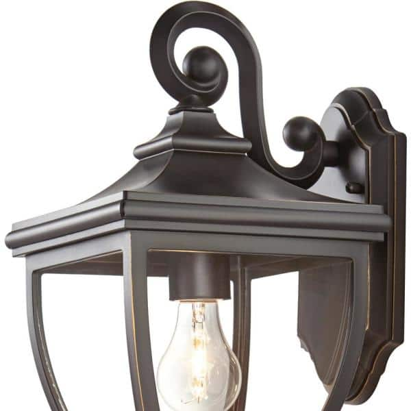 Details about  /Home Decorations Collection Small Exterior Wall Lantern 997388