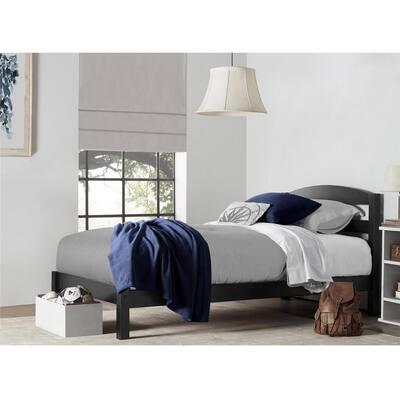 Braylon Black Twin Size Bed