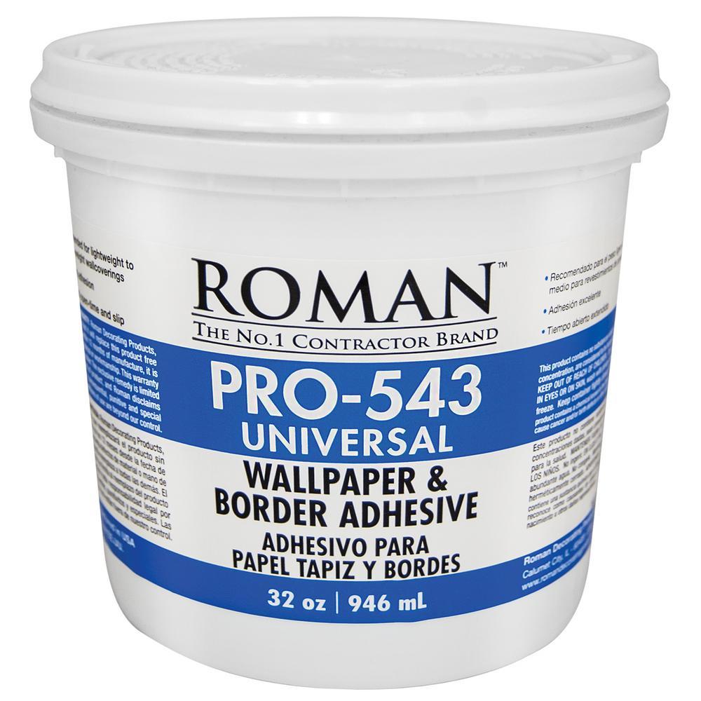 PRO-543 1 Qt. Universal Wallpaper Adhesive