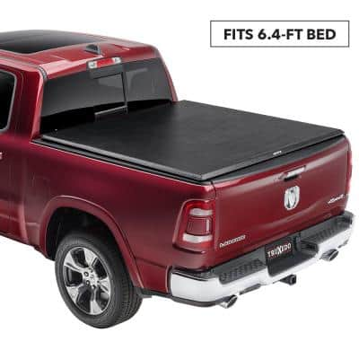 TruXport Tonneau Cover - 09-18 (19 Classic) Ram 1500/10-19 2500/3500 6 ft. x 4 in. Bed without RamBox