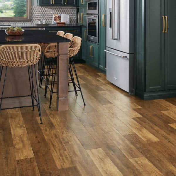 Pergo Outlast 6 14 In W Lawrence, Pergo Laminate Flooring Home Depot Canada