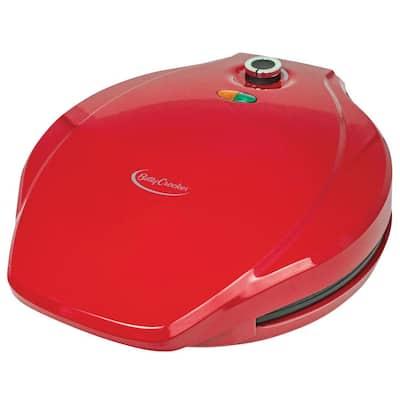 Red Pizza Maker Plus Meal Maker