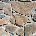 Easy Stack 1.5 in. to 4 in. x 5 in. to 9 in. Shawsville Mortared on Concrete Field Stone Flat 8 sq. ft. per box