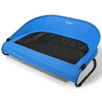Cool-Air Medium Cot Pet Bed