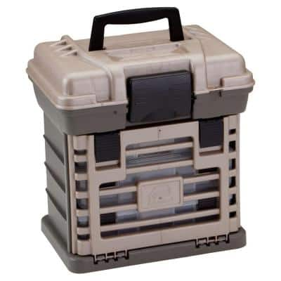 Stow 'N' Go 39-Compartment Rack with 3 Small Parts Organizer