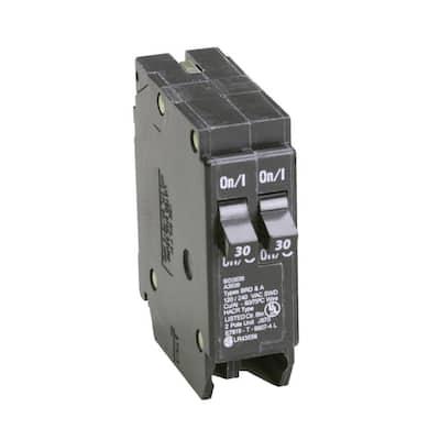 BD 2-30 Amp Single Pole Tandem CTL Circuit Breaker