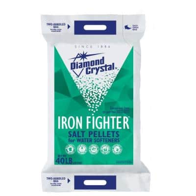 Iron Fighter Water Softener Salt Pellets