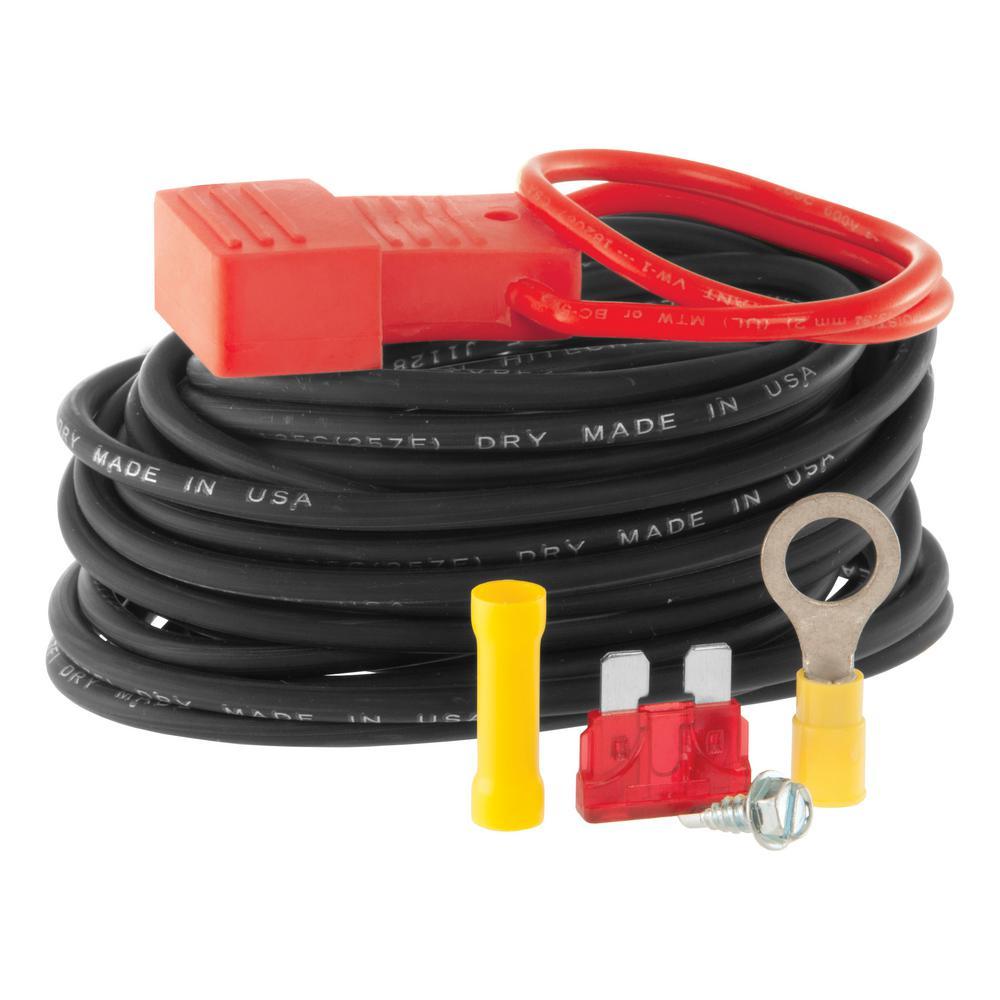 Powered Converter Wiring Kit (10 Amps)