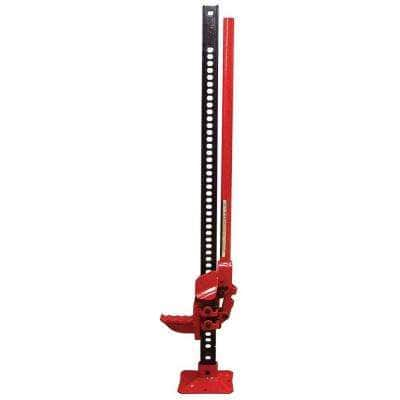 8,000 lb. 4-Ton Capacity 48 in. Jackall Jack Boxed with Sleeve