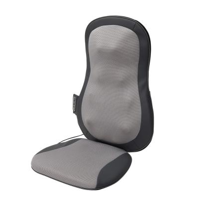 Relaxing Grey Massage Chair Cushion