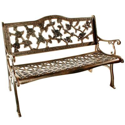 English Rose Patio Bench