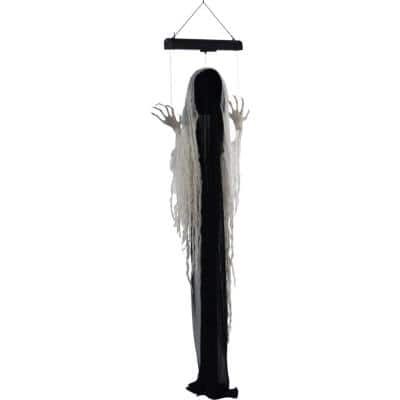 68 in. Touch Activated Animatronic Ghost
