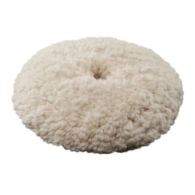 7 in. Wool Cutting Pad