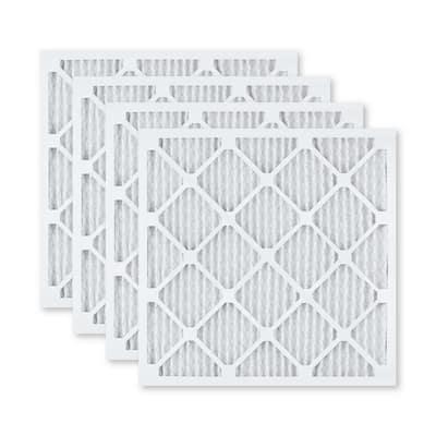 24  x 30  x 1  Elite Allergen Pleated FPR 10 Air Filter (4-Pack)