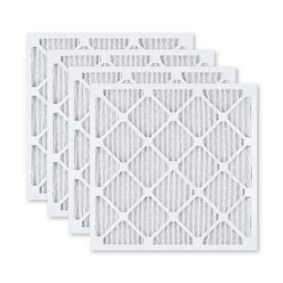 30  x 30  x 1  Elite Allergen Pleated FPR 10 Air Filter (4-Pack)
