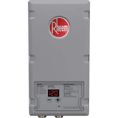 4.1 kW, 208-Volt Thermostatic Tankless Electric Water Heater, Commercial