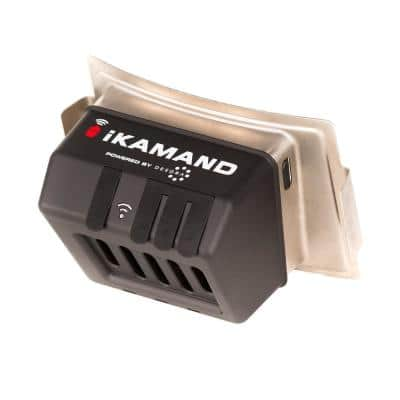iKamand Smart Temperature Control and Monitoring Device for Big Joe Grills in Black