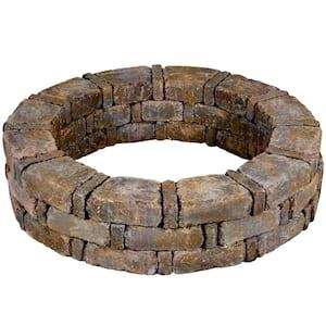 RumbleStone 46 in. x 10.5 in. Tree Ring Kit in Sierra Blend