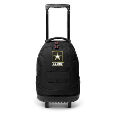 23 in. Army Wheeled Tool Backpack