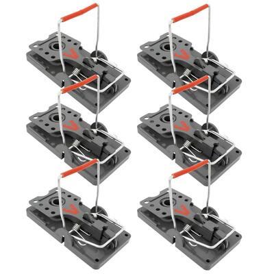 Power-Kill Rat Trap (6-Pack)