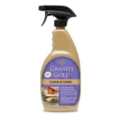 24 oz. Clean and Shine Spray