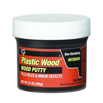 Plastic Wood 3.7 oz. Ebony Wood Putty (6-Pack)