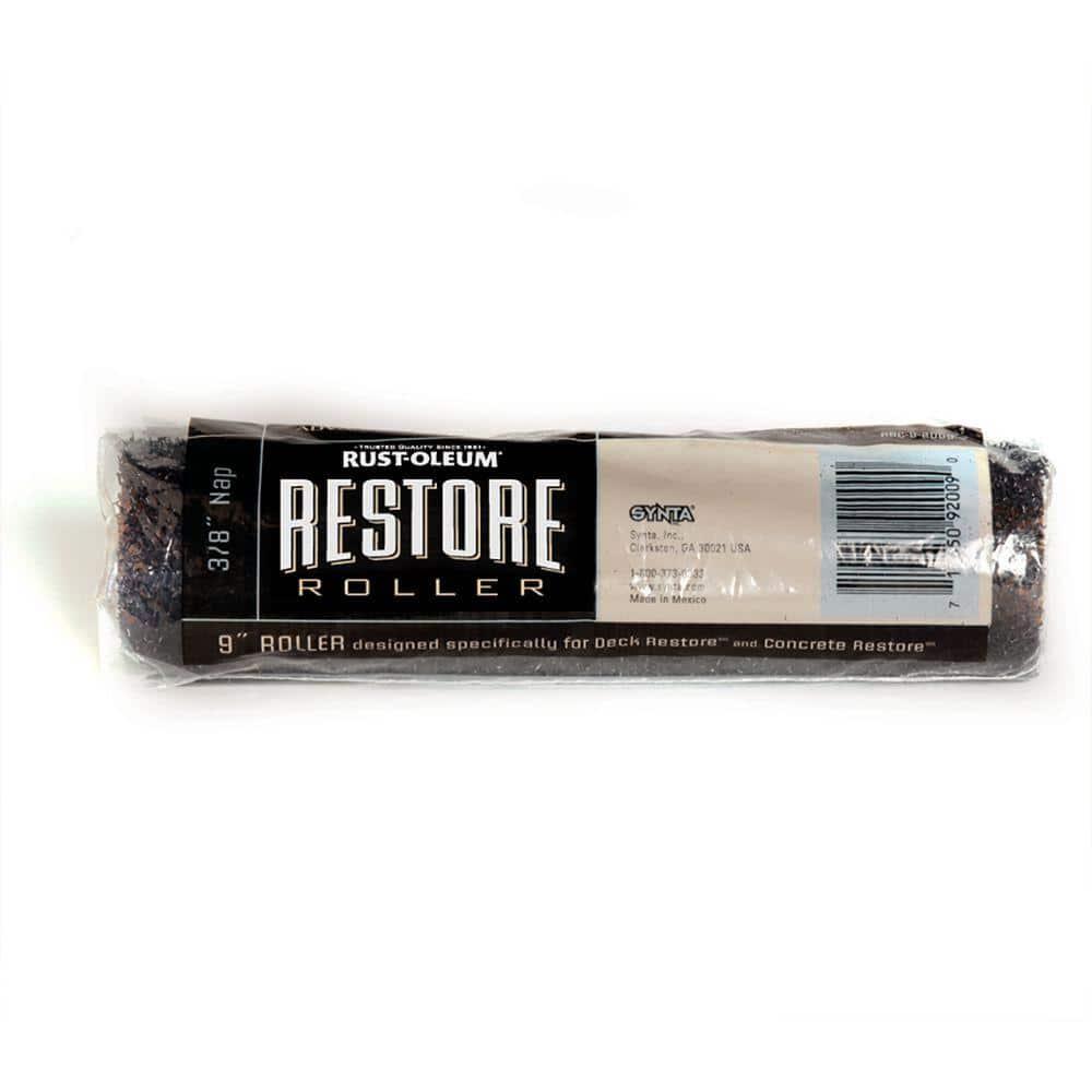 Rust-Oleum Restore 9 in. x 3/8 in. Honeycomb Foam Roller Cover