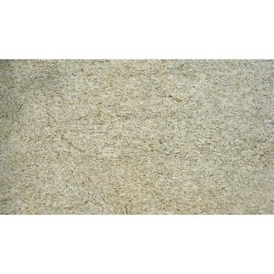 3 in. x 3 in. Granite Countertop Sample in Giallo Ornamental