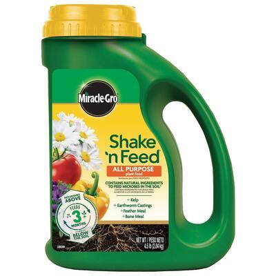 Shake 'n Feed 4.5 lbs. All Purpose Plant Food
