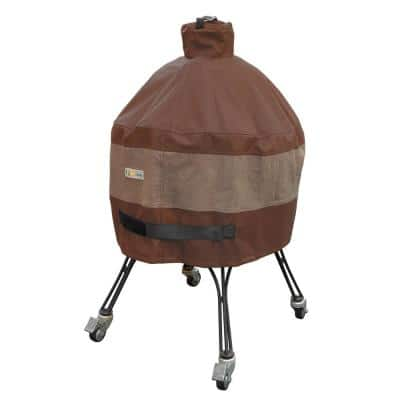 Ultimate 29 in. D x 40 in. H Ceramic Grill Cover