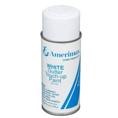 4.5 oz. White Touch-Up Spray Paint