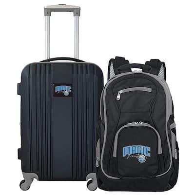 NBA Orlando Magic 2-Piece Set Luggage and Backpack