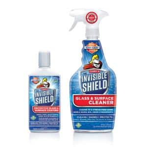 Invisible Shield Tub and Shower Glass Surface Essentials
