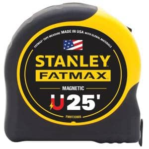 25 ft. FATMAX Magnetic Tape Measure