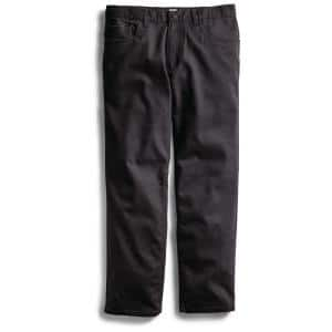 Carhartt Men S 36 In X 32 In Shadow Cotton Polyester Rugged Flex Rigby Straight Fit Pant 102821 029 The Home Depot