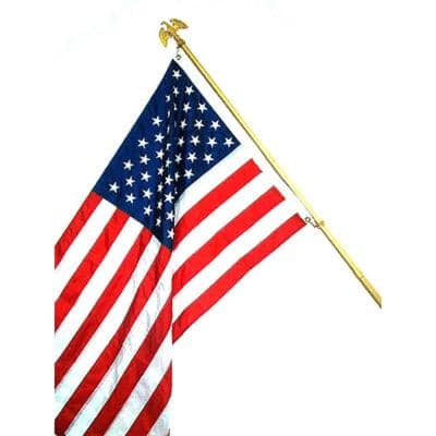 3 ft. x 5 ft. Premium U.S. Flag Kit