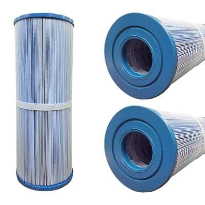 50 sq. ft. 5 in. x 13 in. Hot Tub Filter Open Ends Cartridge