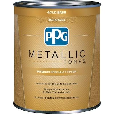 1 qt. Gold Metallic Interior Specialty Finish