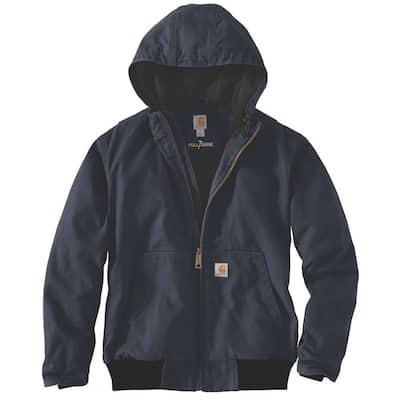 Men's Medium Navy Cotton Full Swing Armstrong Active Jacket