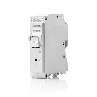 Branch Circuit Breaker, AFCI 1-Pole 20 Amp 120-Volt, Hydraulic Magnetic