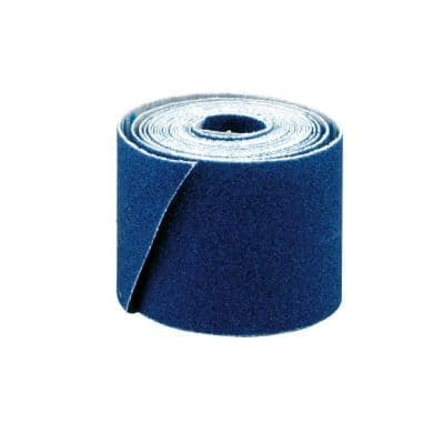 1-1/2 in. x 2 yd. Solder Plumbers Cloth Abrasive Grit Roll