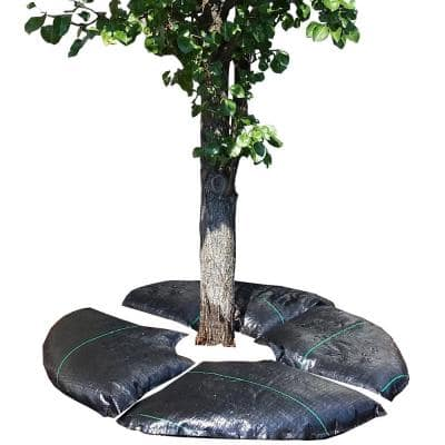 48 in. Tree Hydration Mat for Trees up to 5 in. Caliper