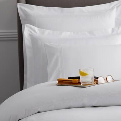 Dorset Stripe Legends® Hotel Egyptian Cotton Sateen Duvet Cover