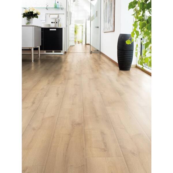 Master Floor Torrance Oak 7 6 In W, Laminate Flooring Torrance