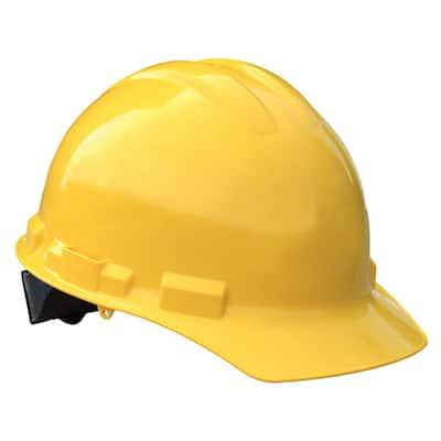 Men's Yellow Cap Style Hard Hat