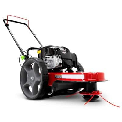 22 in. Cutting Width with 163cc Briggs and Stratton Engine M605 Walk Behind String Mower