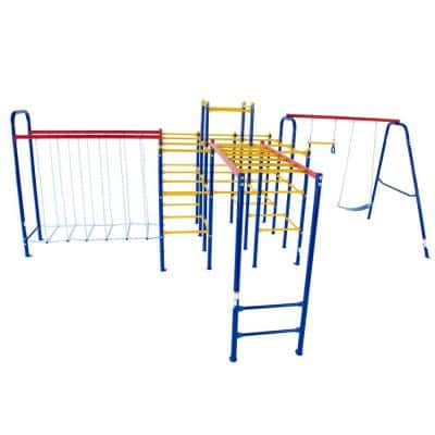 Modular Jungle Gym with Accessories
